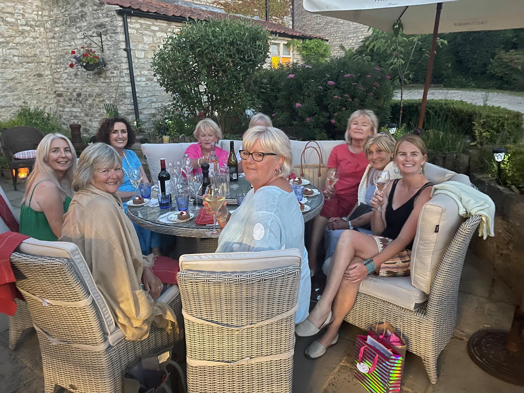 Nonna's supper club